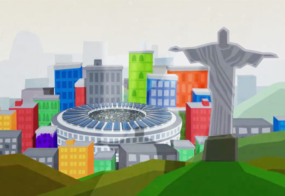 Yingli Solar World Cup Campaign